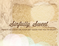 Sinfully Sweet Cookbook
