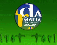 Rodrigo da Matta Fitness Website