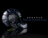 Spartan Football Helmet