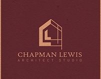 CL Architect Logo Design and Brand Identity