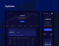 Cybintex - Cryptocurrency exchange service
