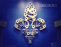 Cascades - Kiosque 2015-2016