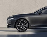 Volvo S90 Full CGI