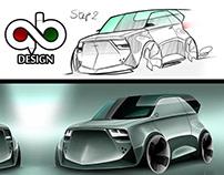 concept car design