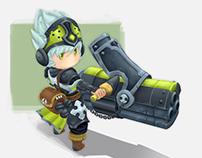 Little Sniper