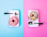 Spring Donuts // Fotografia