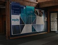 Equity interior branding