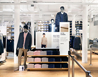 UNIQLO, Global In-Store Communication Renewal