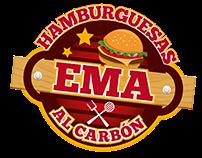 Hamburguesa Ema.!