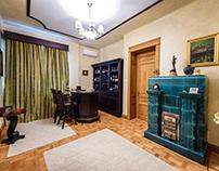 Interior Design - Apartament in casa postbelica