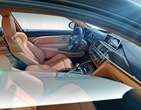 BMW Interior by BITONE