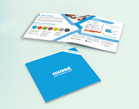 The Coconut Group - Brochure Design