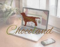 Chocoland Branding