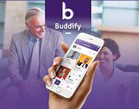 Buddify | Social Network App