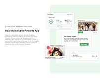 Case Study: Insurance Mobile Rewards App