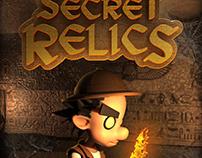 Secret Relics - Poster