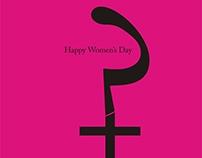 Happy Womens Day 2018
