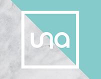 「 Una 」 Logo & Branding