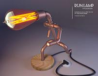 Running Lamp - Pipe Lamp - Yupi Estúdio Design.