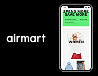 airmart ecommerce app template