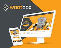 Wootbox UX/UI Redesign