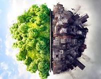 nature vs. city