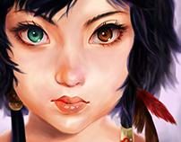 Yuuki child