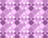 FREE Vector: Purple Seamless Diagonal Square Pattern