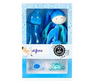 Design Baby Gift sets - Difrax