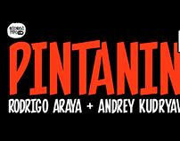 Pintanina Pro / Greek+Cyrillic