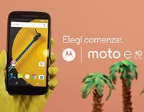 Motorola / moto e
