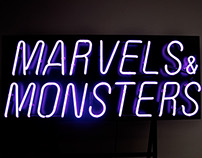 Marvels & Monsters Exhibition