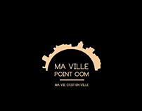 Logotype Ma Ville