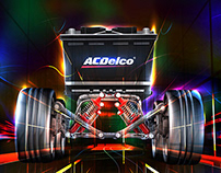 ACDELCO Battery campaign