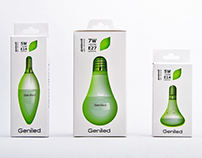 Branding & Packaging for Geniled