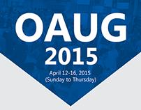 OAUG 2015 Branding - Infosenseglobal Inc.