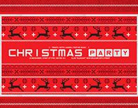 Free Christmas Youtube Template PSD