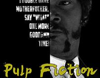 Pulp Fiction/ Alternative Poster