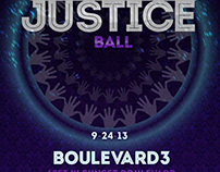 Unlikely Heroes: The Justice Ball