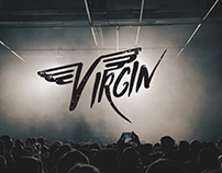 Band logo - Virgin (proposal)