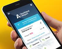 Auckland Airport App