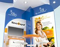 NOVO NORDISK - Stand Isla