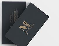 Mazieri - Logo + Cartão de Visitas