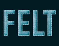 The Felt Alphabet