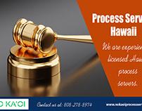 Hawaii Process Serving