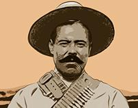 """""""Pancho Villa"""" by Antonio Romero"""