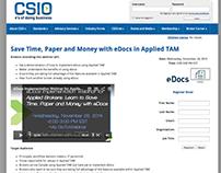 Webinar Landing Page Designs