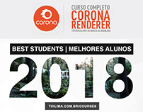 THI LIMA´S BEST STUDENTS • CORONA RENDER • 2018