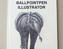 BALLPOINTPEN ILLUSTRATOR BOOK 2