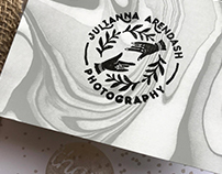 Julianna Arendash Photography Branding